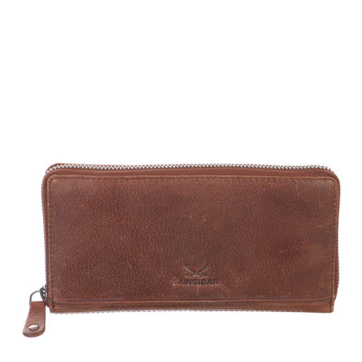 SB-2090-070 Wallet L , one size, BRANDY