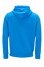 Herren Hoody TIME FOR WINE , blue, XXXXL