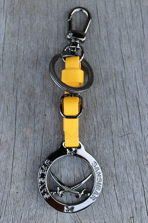SB-2008-014 Keyholder , one size, YELLOW