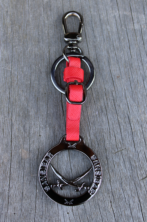 SB-2008-019 Keyholder , one size, RED