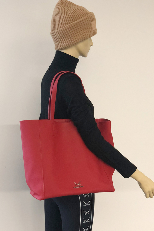 SB-2063-019 Shopper , one size, RED