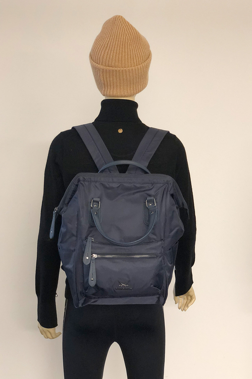 SB-2074-106 Backpack , one size, NAVY
