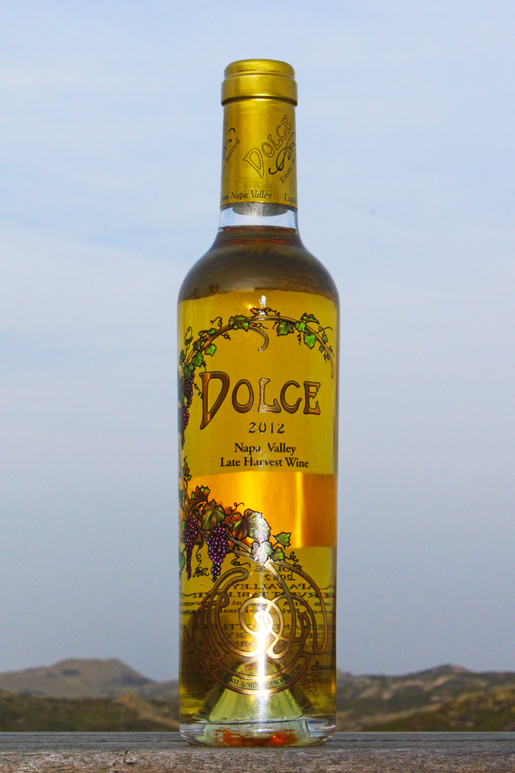 "2012 Dolce Winery ""Late Harvest Wine"" 0,375l"