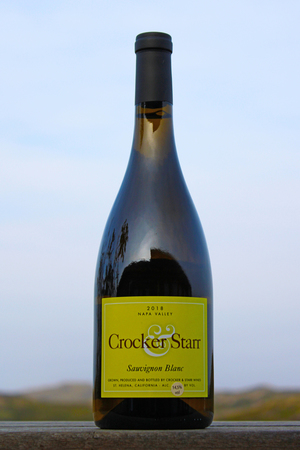2018 Crocker & Starr Estate Sauvignon Blanc 0,75l