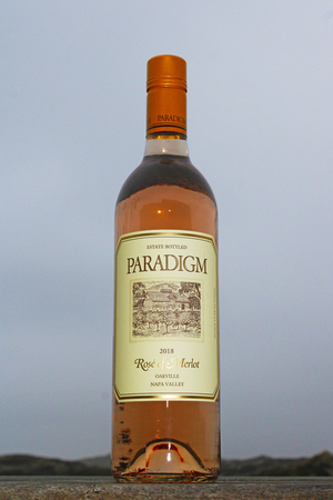 2018 Paradigm Rose of Merlot 0,75l