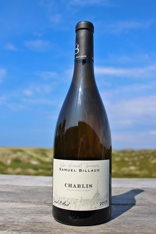 "2017 Samuel Billaud Chablis ""Les Grands Terroirs"" 0,75l"