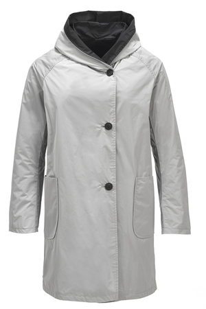 Damen Parka ALEX , MOON ROCK, XXXL