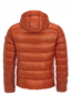 Herren Daunenjacke AURO , BLOOD ORANGE, XXXL