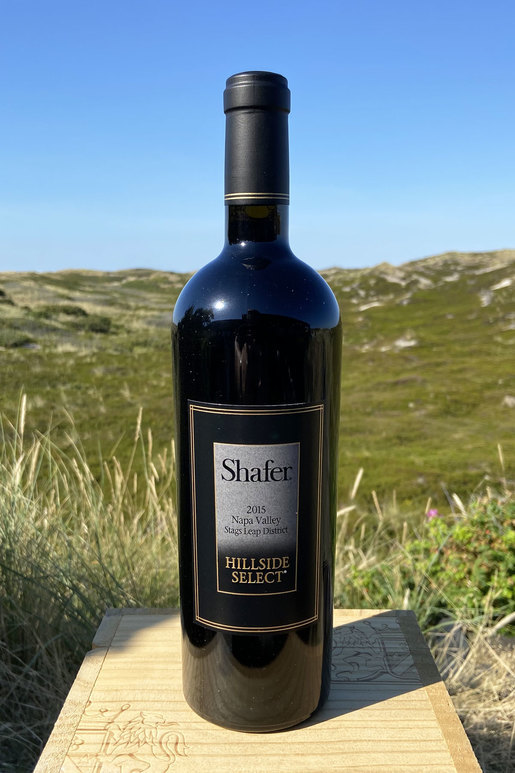 2015 Shafer Hillside Select Cabernet Sauvignon 0,75l