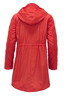 Damen Parka AICHA , CHINA RED, XL