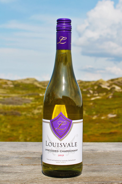 2019 Louisvale Chardonnay unwooded