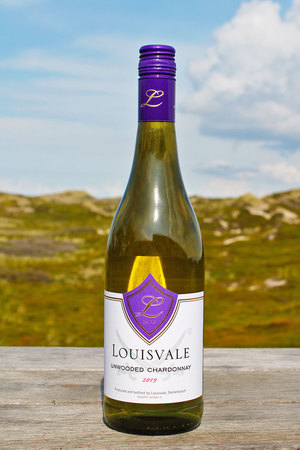 "2019 Louisvale Chardonnay unwooded ""only Sansibar"" 0,75l"