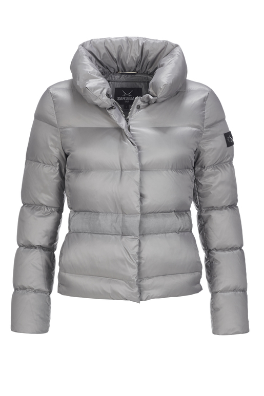 Damen Daunenjacke BELLA , MOON ROCK, M