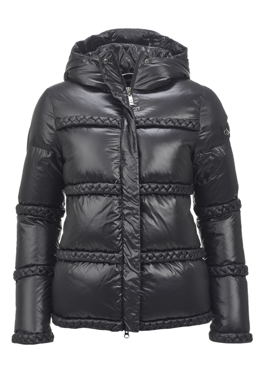 Damen Mantel JADA , BLACK, L