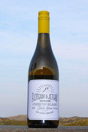 "2017 Alheit Vineyards Flotsam & Jetsam ""Heirloom"" Chenin Blanc 0,75l"