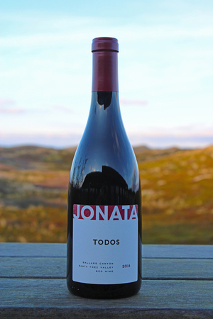 "2016 Jonata ""Todos""  Red Wine Blend 0,75l"