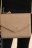 SB-1348-037 Clutch Bag , ONE SIZE, TAUPE