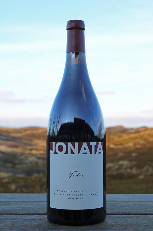 "2015 Jonata ""Todos""  Red Wine Blend 1,5"