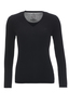 FTC Damen V-Neck Basic , BLACK, XXL