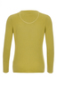 FTC Damen V-Neck Basic , NEON GREEN, M