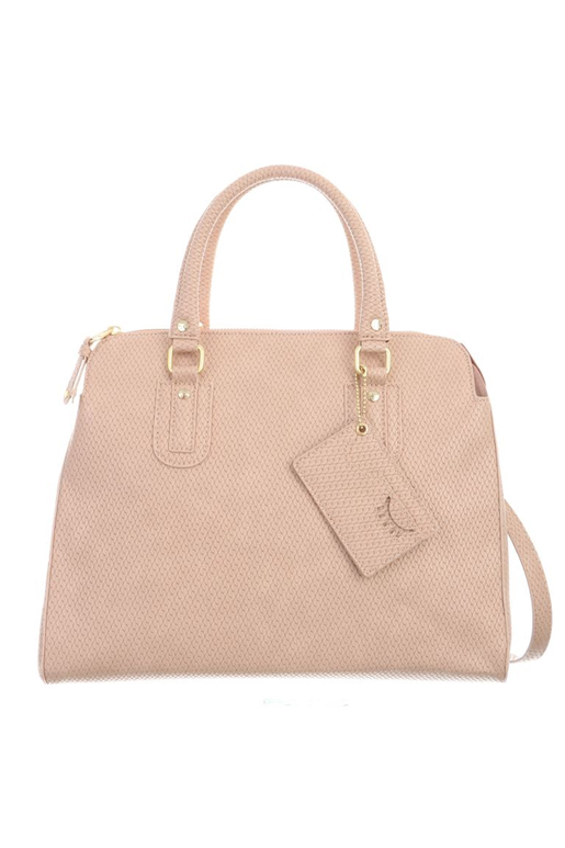 SB-1350-028 Zip Bag , ONE SIZE, ROSÉ