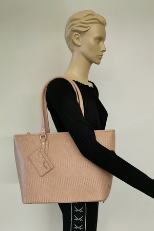SB-1351-028 Shopper Bag , ONE SIZE, ROSÉ
