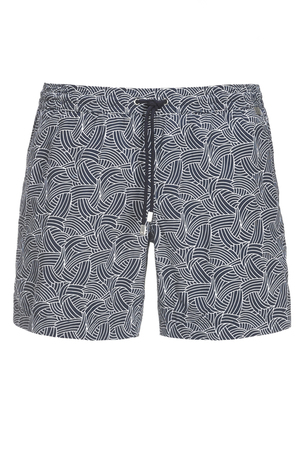 Herren Swimshorts SOUTH BEACH , VARIATION BLUE, XS