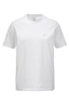 Herren T-Shirt BASIC , WHITE, XS