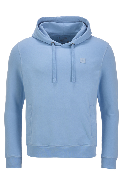 Unisex Hoody BASIC , ICE BLUE, XXS