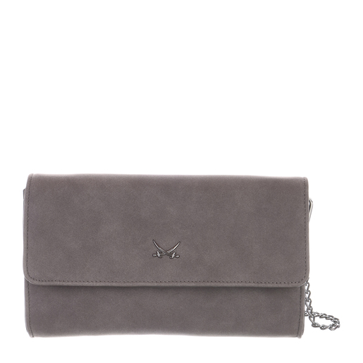 SB-2009-026 Clutch , ONE SIZE, ANTHRAZIT