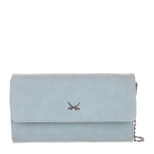 SB-2009-175 Clutch , ONE SIZE, LIGHT BLUE