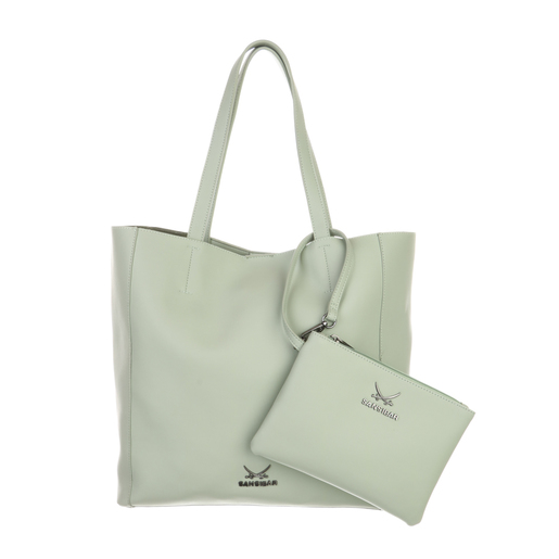 SB-2063-012 Shopper , ONE SIZE, MINT
