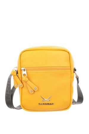 SB-2130-014 Crossover Bag , ONE SIZE, YELLOW