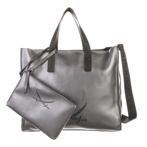 SB-2100-206 XL-Shopper , ONE SIZE, ANTHRA-METALLIC