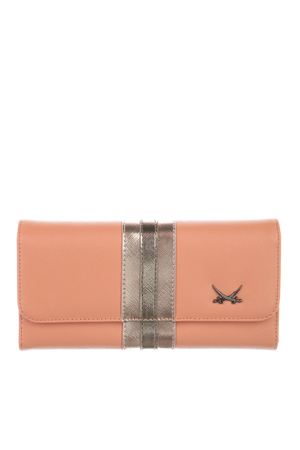 SB-2116-200 Flap Wallet , ONE SIZE, MELON