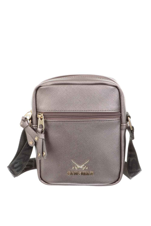 SB-2130-205 Crossover Bag , ONE SIZE, BRONZE-METALLIC