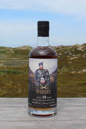 Sansibar Whisky Benriach 19Y 0,7l