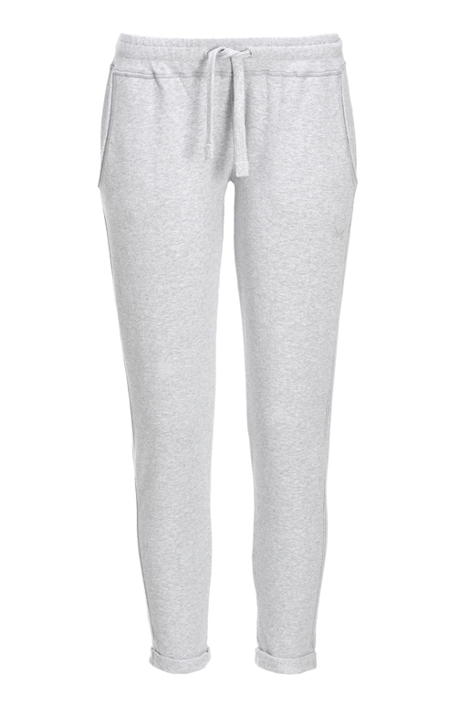 Damen Sweatpants , SILVERMELANGE, XS