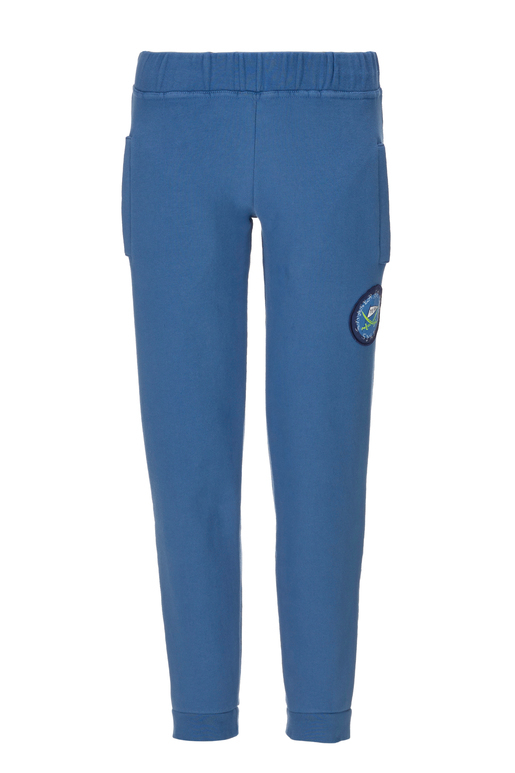 Kinder Sweatpants , BLUE, 152/158