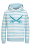 Kinder Hoody STRIPES , MINT, 92/98