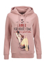 Hoody VERMOUTH TIME , ROSA, M