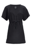 Damen Strandkleid , BLACK, S
