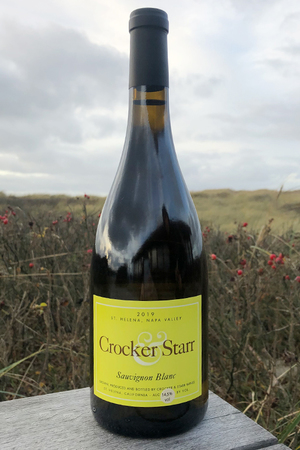 2019 Crocker & Starr Estate Sauvignon Blanc 0,75l