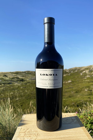 "2012 Lokoya Cabernet-Sauvignon ""Howell Mountain"" 0,75l"