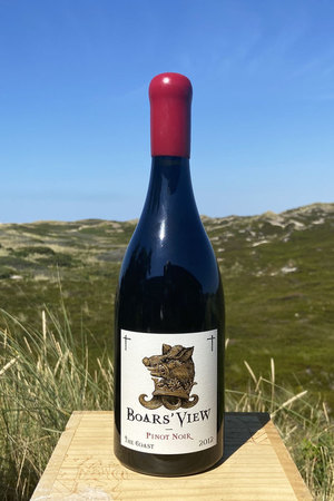 2012 Schrader Cabernet Sauvignon Boar's View Point 0,75l