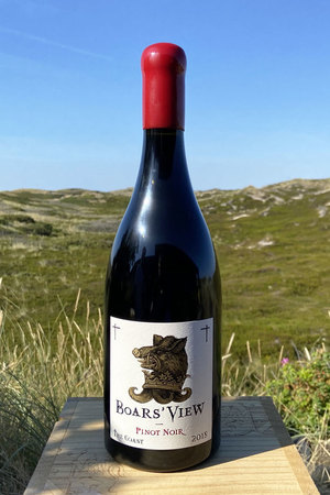 2015 Schrader Cabernet Sauvignon Boar's View Point 0,75l