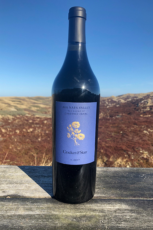 2017 Crocker & Starr Red Blend 0,75l
