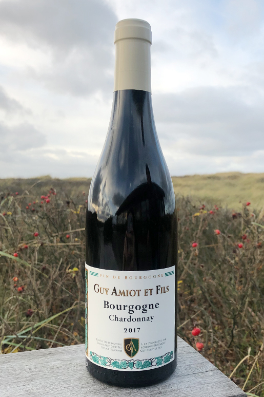 2017 Guy Amiot Bourgogne Chardonnay Cuvée Flavie 0,75l