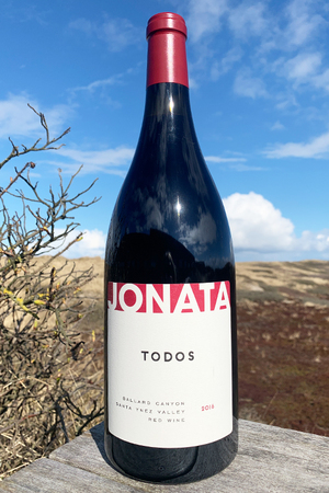 "2016 Jonata ""Todos""  Red Wine Blend 1,5"