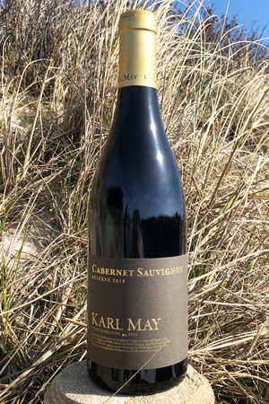 2018 Karl May Cabernet Sauvignon 0,75l